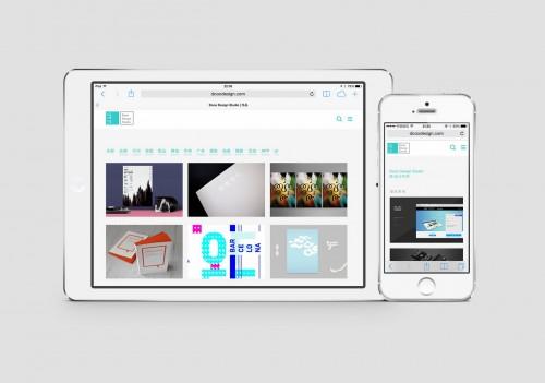Dooo Design Studio - 网站 2014